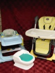 High Chair & Potty Chair
